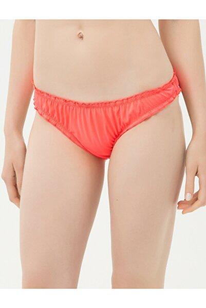 Koton Kadın Mercan Bikini Altı