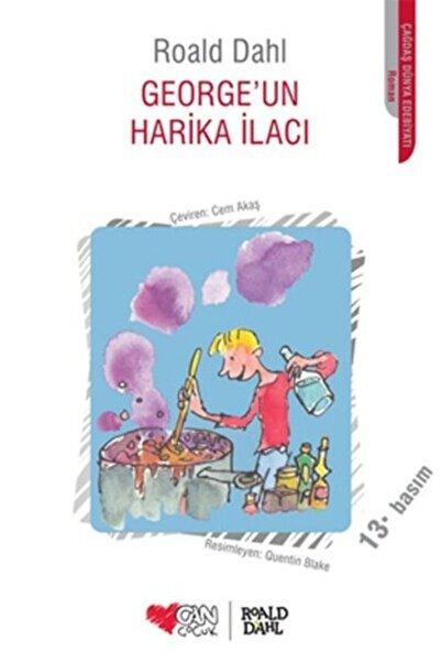 Can Yay George'un Harika Ilacı - Roald Dahl - Can Çocuk Yayınları