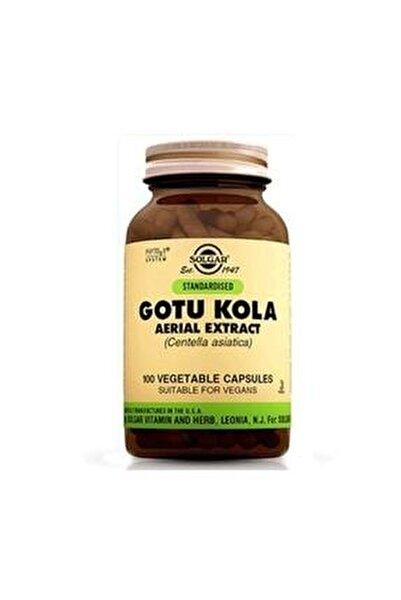 Gotu Kola 100 Kapsül
