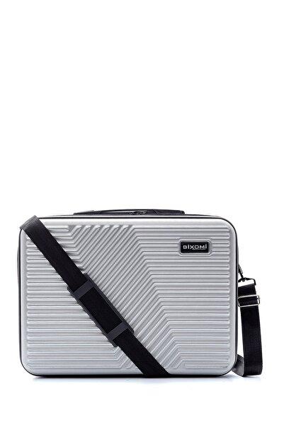 OMİ Unisex Metalik Kırılmaz Suya Dayanıklı Laptop Çantası