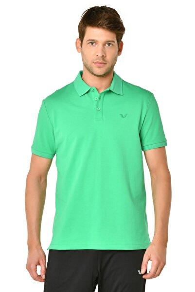 bilcee Erkek Yeşil Polo Yaka T-shirt 8982