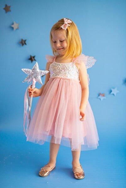PixyLove Lame Kız Çocuk Asa Starlight