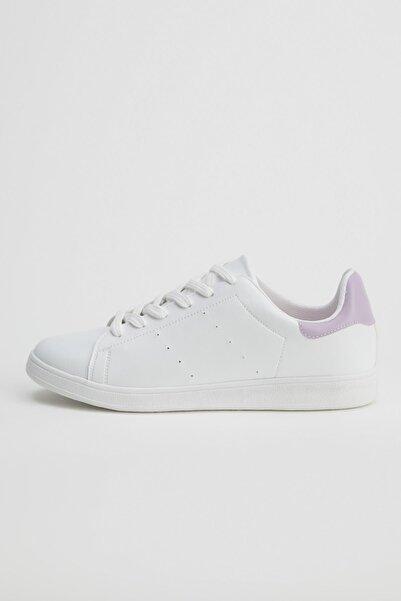 DeFacto Kadın Bağcıklı Sneaker Ayakkabı