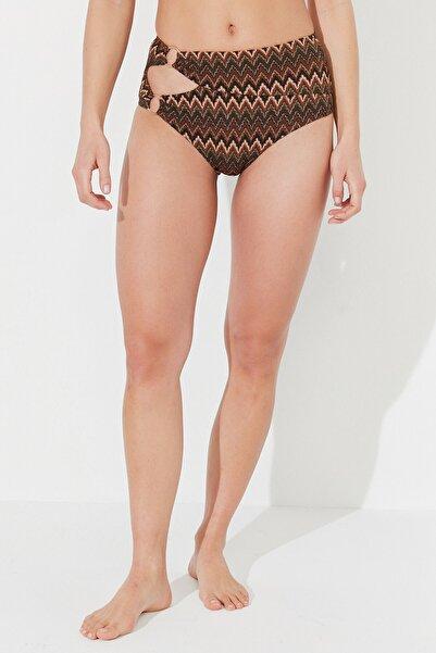 Penti Çok Renkli Buena Yüksek Bel Fashion Bikini Altı