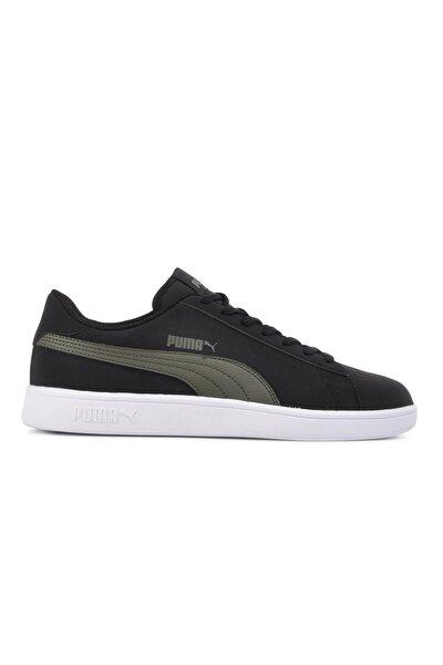 Puma SMASH BUCK V2 TDP Siyah Erkek Sneaker Ayakkabı 101085507