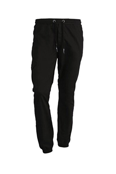Bad Bear Erkek Siyah  Cargo Pantolon Boston Pant 21.01.16.003