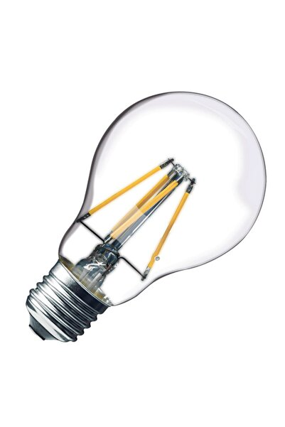 ACK 6w Rustik Led Ampul 3000k Günışığı(sarı Işık)