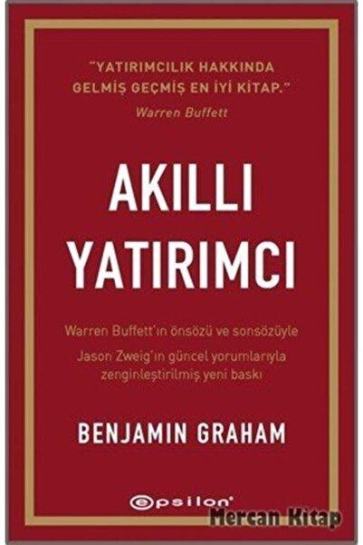 Epsilon Yayınevi Akıllı Yatırımcı Benjamin Graham