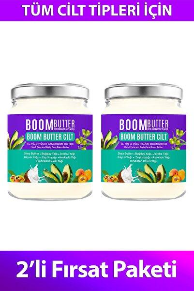 Herbal Science Boom Butter Cilt Bakım Yağı İkili Paket