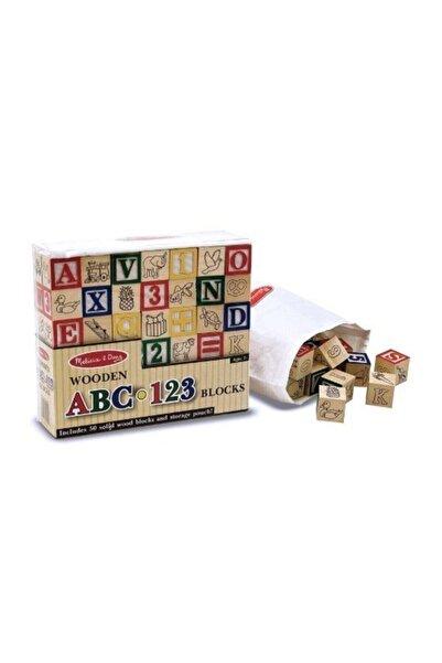 Imaginarium Ahşap Bloklar Abc / 123