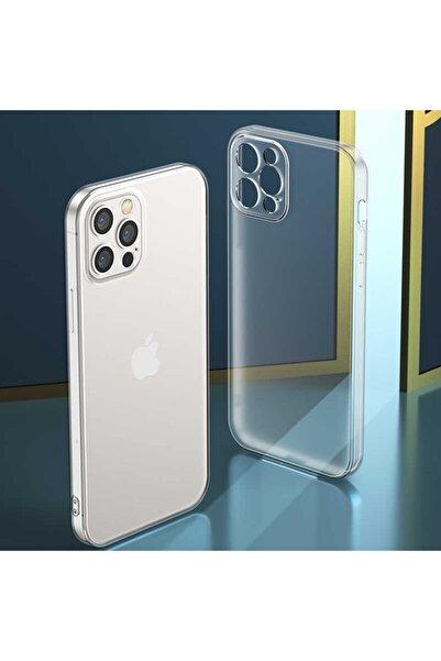 Benks Iphone 12 Pro Transparan Beyaz Matte Electroplated Tpu Case