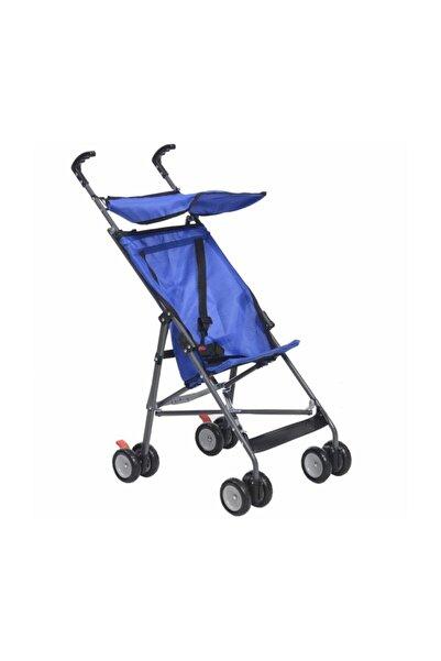 ALDEBA Hafif Pratik Baston Puset Bebek Arabası Mavi