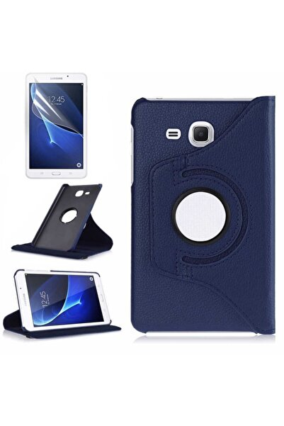 zore Galaxy Tab 4 T280 Dönebilen Standlı Kılıf