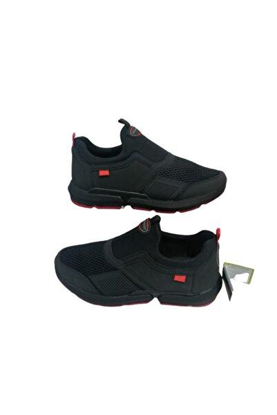 DUNLOP Du179-010 Unisex Siyah Ultra Hafif Ortapedik Taban Spor Ayakkabı