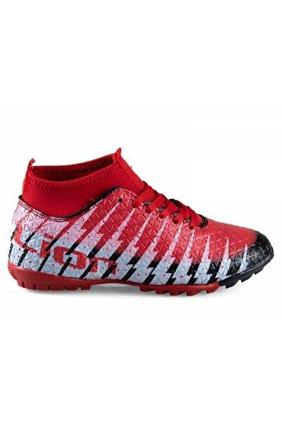 Lion Erkek Kırmızı Halı Saha Ayakkabı