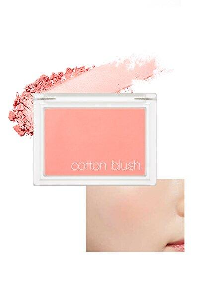 Missha Yumuşak Dokulu Kolay Sürülebilen Allık Cotton Blusher (My Candy Shop)