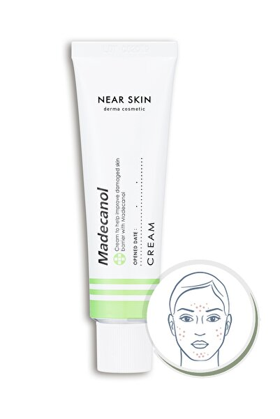 Missha Kızarıklık Karşıtı Ton Eşitleyici Nemlendirici Krem 50ml Near Skin Madecanol Cream