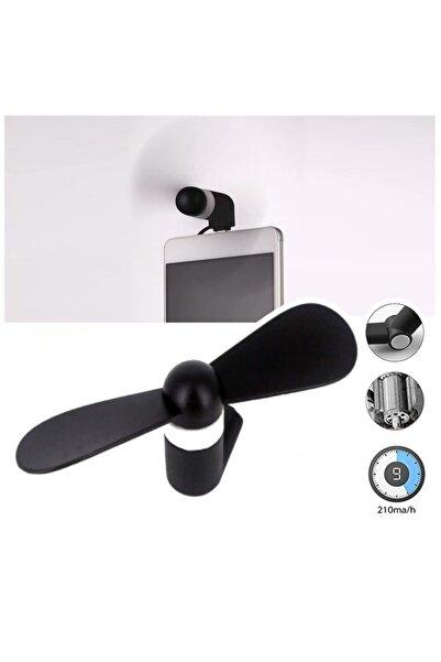 C9 Iphone & Android Telefon Uyumlu Ve Tablet Mini Fan Vantilatör Pervane