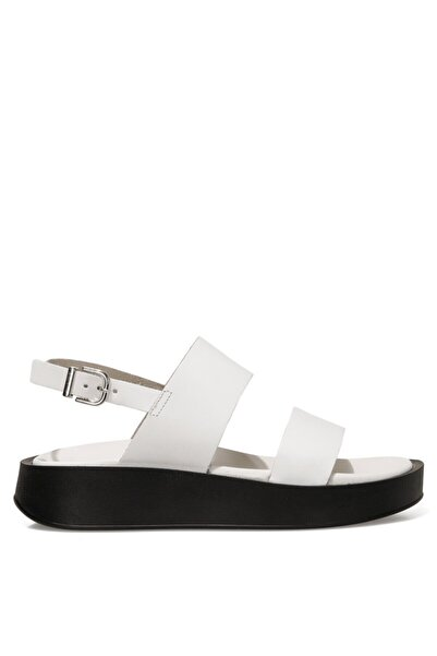 Nine West MELO 1FX Beyaz Kadın Sandalet 101028371
