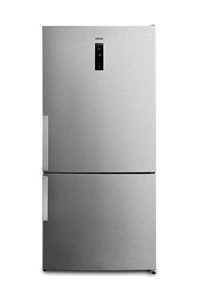 Vestel NFK64012 EX GI PRO WIFI No-Frost Kombi Buzdolabı