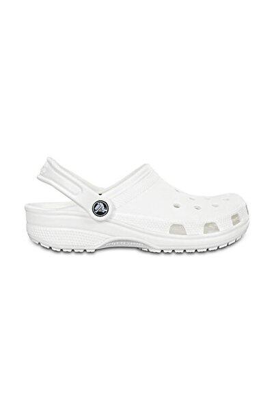 Crocs Classic Beyaz Unisex Terlik