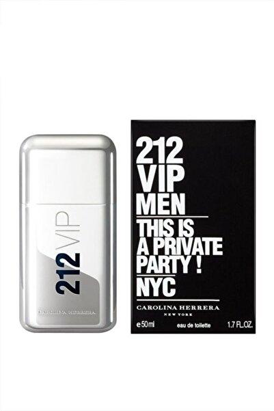 Carolina Herrera 212 Vip Men Edt 50 ml Erkek Parfümü 8411061723777