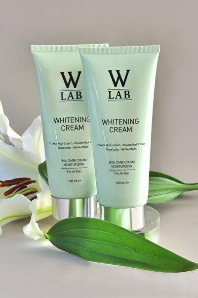 W-Lab Kozmetik Beyazlatıcı Krem 2 Adet 100+100 ml