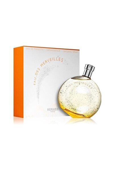 Hermes Eau Des Merveilles Edt 100 ml Kadın Parfüm 3346131796861