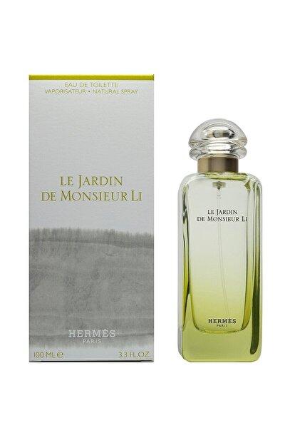Hermes Le Jardin De Monsieur Li Edt 100 ml Kadın Parfüm 3346132600013