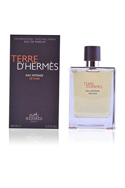 Hermes Terre D' Eau Intense Vetiver Edp 100 ml Erkek Parfüm 3346131430741