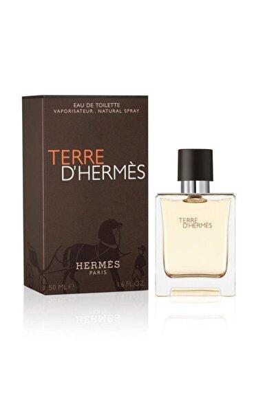 Hermes Terre D' Edt 50 ml Erkek Parfüm 3346131400041