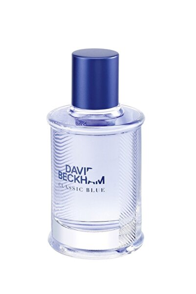 David Beckham Classic Blue Edt 90 ml Erkek Parfüm 3607349938079