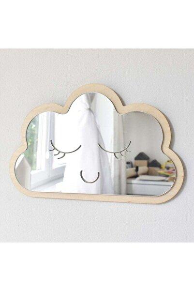 les doyen Bulut Ayna Çocuk Odası Dekoru Güvenli Kırılmaz Ayna
