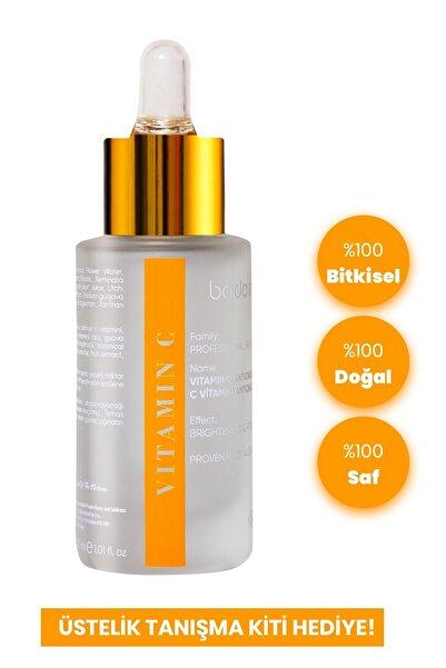 Bade Natural C Vitamini Antioksidan Yüz Serumu 30 ml
