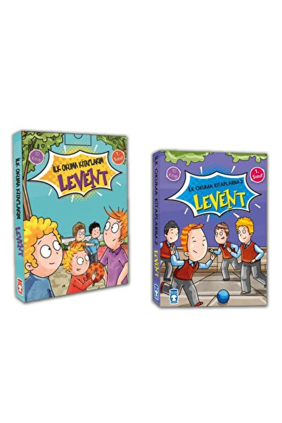 Timaş Çocuk Levent Ilk Okuma Kitaplarım 1 - 2 Set 20 Kitap 1. Sınıf - Mustafa Orakçı Timaş