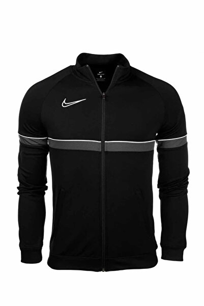 Nike Unisex Siyah Eşofman Üstü Acd21 Trk Jkt K