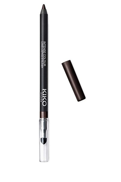 KIKO Göz Kalemi - Intense Colour Long Lasting Eyeliner 06 Mat Ebony 8025272623162