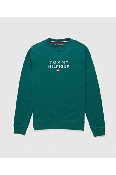 Tommy Hilfiger Flag Logo Men Sweatshirt