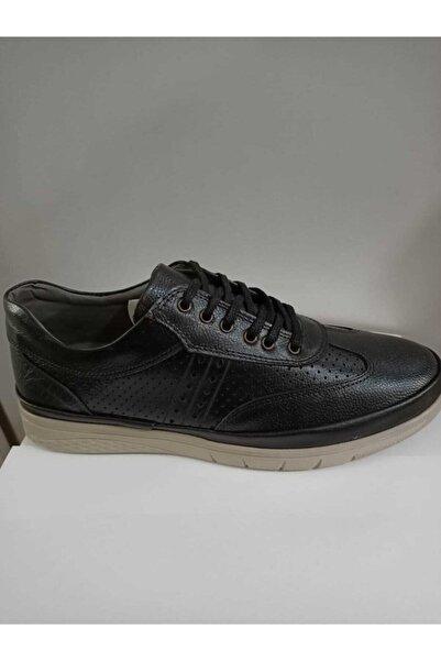 Kaşmir Erkek Siyah  Casual Ayakkabı