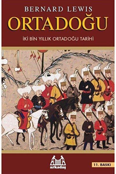 Arkadaş Yayınları Ortadoğu İki Bin Yıllık Ortadoğu Tarihi
