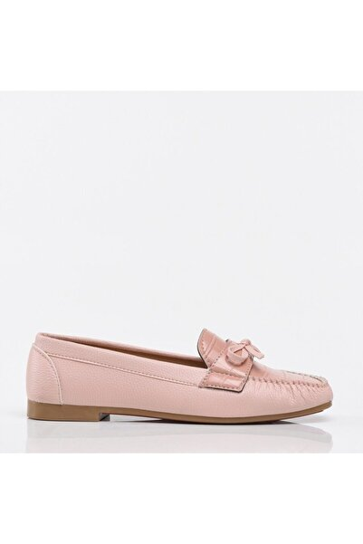 Hotiç Pudra Yaya Kadın Günlük Ayakkabı