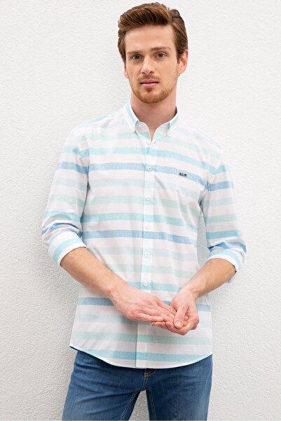U.S. Polo Assn. Erkek Gömlek G081SZ004.000.976530