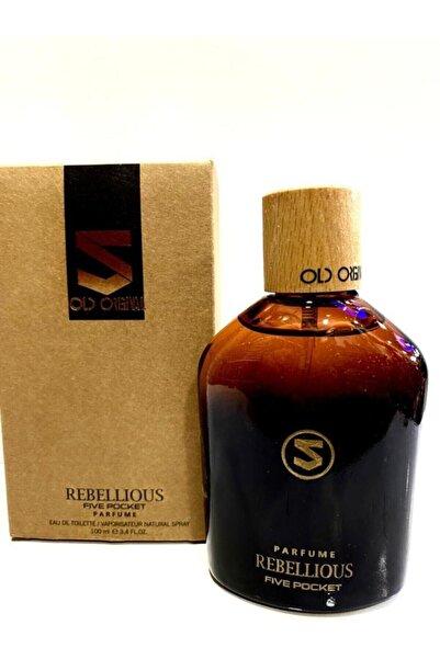 Five Pocket Rebellıous Edt 100 ml Erkek Parfüm 777111