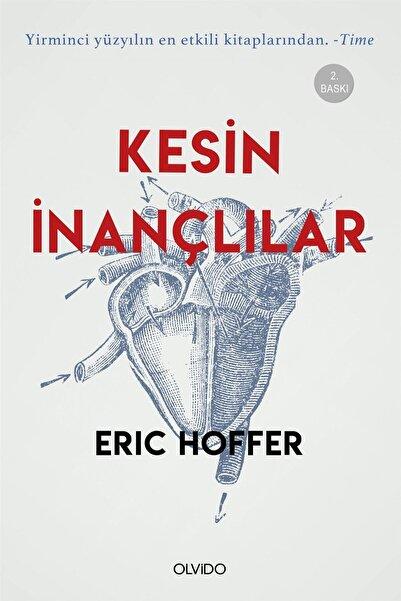 Olvido Kitap Kesin İnançlılar Eric Hoffer