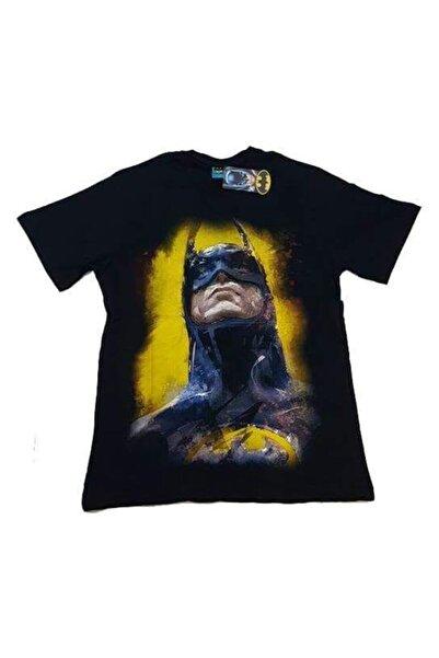 Batman Unisex Siyah  T-Shirt