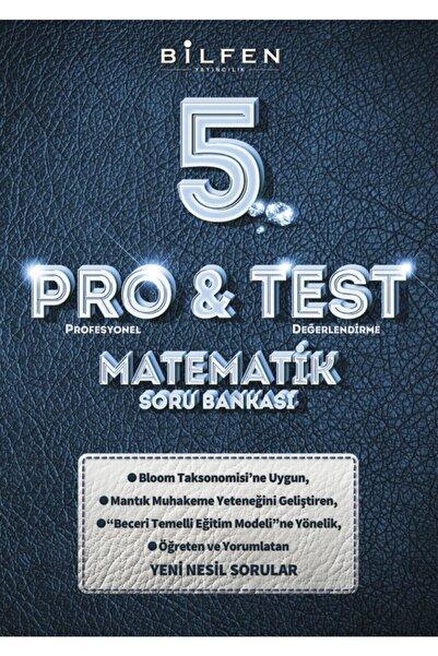 Bilfen Yayıncılık 5. Sınıf Protest Matematik Soru Bankası