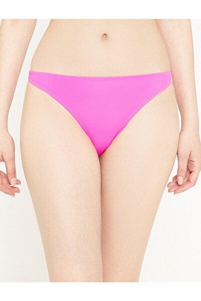 Koton Kadın Fuşya Bikini Altı 7YAK88500OM