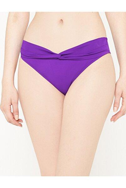 Koton Kadın Mor Bikini Altı 7YAK88725BM