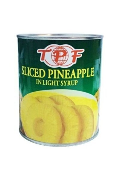 TPF Dilimli Ananas Konservesi 850 g