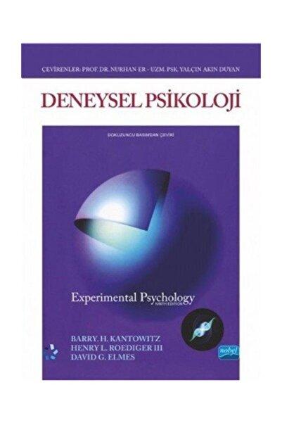 Nobel Akademik Yayıncılık Deneysel Psikoloji